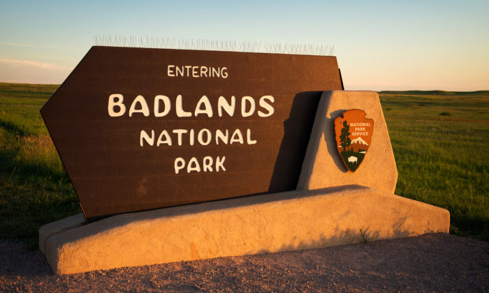 Retail Store Badlands