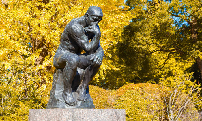 The Thinker Ponders Answers We May Already Know