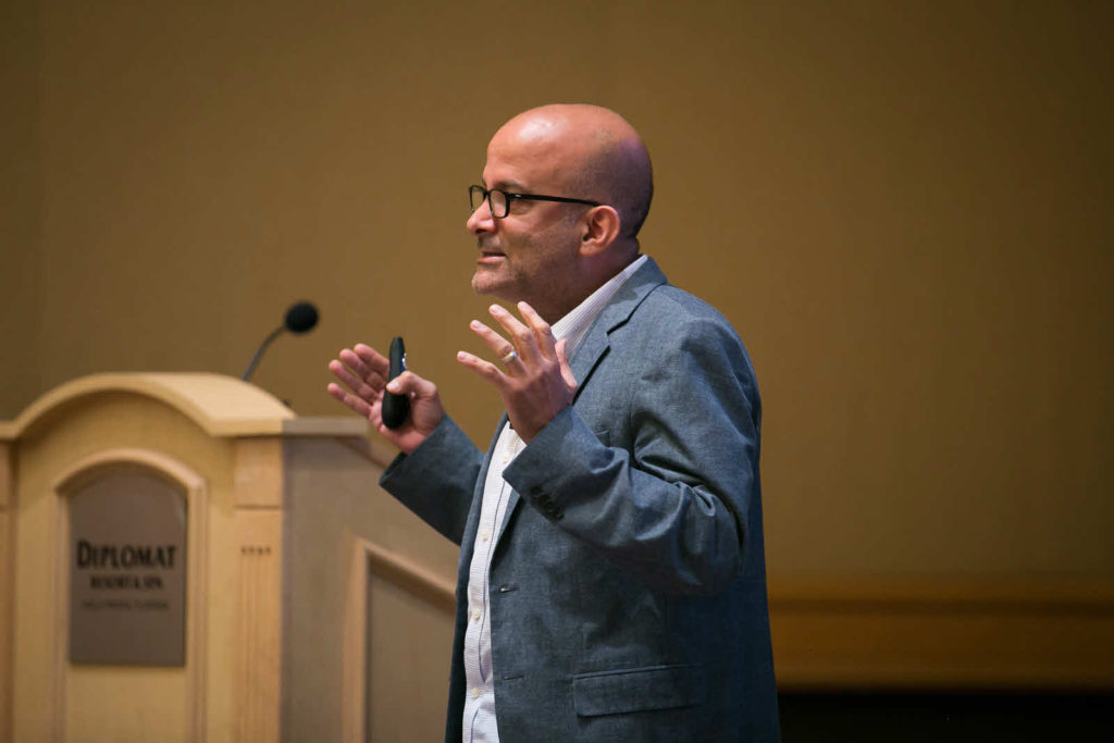 Windsor Store CEO Leon Zekaria Shares his Story at Engage