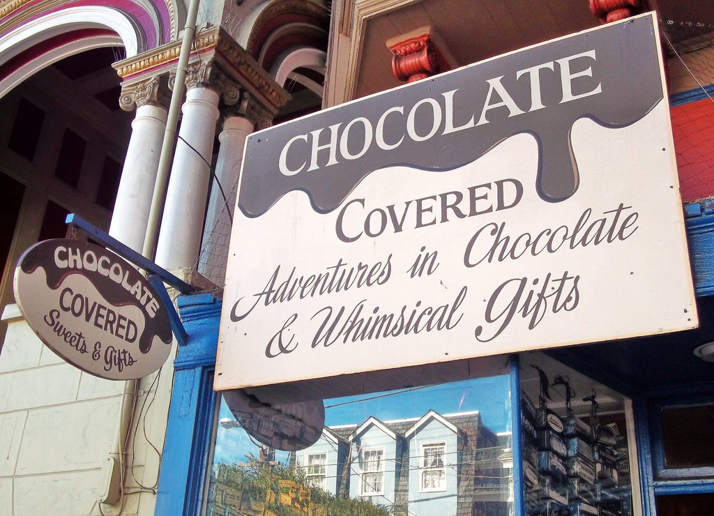 A Long Strange Trip to Chocolate-Covered Heaven